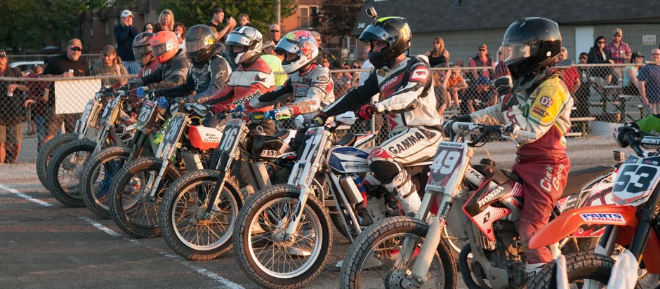 2014 Motorcycle Races